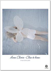 Affisch Anna Clarén 160