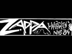 """▶ Frank Zappa and The Mothers of Invention...""""Live--Fillmore East 1971 (Full Album) - YouTube"""