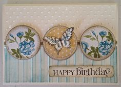 Stampin' Up!® Papers Make Pretty Card Backgrounds