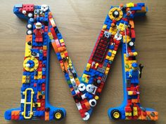 LEGO R Nursery Letters  Girls / Boys