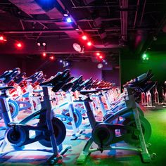 7 More Fun (and More Effective!) Ways to Cycle - Cycling classes are getting a makeover, re-energizing riders and speeding up results. These days, there's something to suit any indoor cyclist's taste.