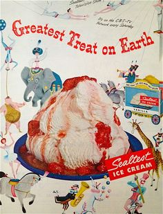 Sealtest Ice Cream, 1951
