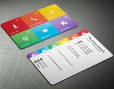 """Check out this @Behance project: """"Personal Business Card"""" https://www.behance.net/gallery/11464143/Personal-Business-Card"""
