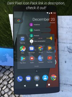 Dark Theme CM13/12.x Stock v133   Dark Theme CM13/12.x Stock v133Requirements: 5.0 and upOverview: This is the most stock inspired dark theme. If you like dark themes but you don't want to lose anything of the stock Android appeal this merges the two ideas together.  CyanogenMod/CyanogenOS ROM is needed (ROM means system). If you don't have it do not buy the theme. For any problem or suggestion send me e-mail atpiereligio@gmail.com or join my comminity and ask therehttp://ift.tt/2a4WTEO…