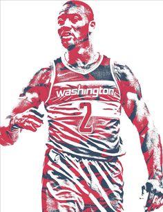 John Wall Washington Wizards Pixel Art 35 Art Print by Joe Hamilton. All prints are professionally printed, packaged, and shipped within 3 - 4 business days. Joe Hamilton, John Wall, Washington Wizards, Thing 1, Nba Playoffs, All Art, Pixel Art, Fine Art America, Basketball