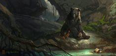 The_Jungle_Book_Concept_Art_Vance_Kovacs_03