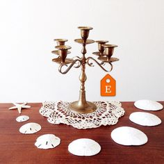 Candelabra sunshine  now in the shop! - - - - #candelabra #canihaveit #sofreakingbeautiful #vintagelove #sunshine #goldbeauty #goldforever #candlestand #beautyandthebeast #lumiere #lumierebeautyandthebeast #lumière #etsy #etsian #etsiansofinstagram #treasuresdelmar #vintagelife #sanddollars #doilylove #candlesticks #candlelightdinner #candlelight #candlelove #soromantic #inlovewithlace #inlovewithvintage #romanticdinner