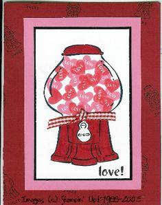 Love! by hoosierstamper - Cards and Paper Crafts at Splitcoaststampers