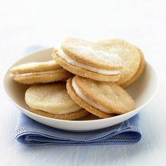 Lemon Sandwich Cookies   Mother's Day Treat,,,