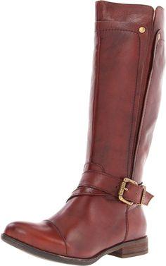 Amazon.com: Miz Mooz Women's Bono Knee-High Boot: Shoes