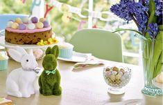 Dekorační girlandy a zajíčci z kolekce Hop To It, cena od 90 Kč, www.talkingtables.co.uk