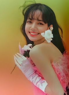 #BLACKPINK #LISA Kpop Girl Groups, Korean Girl Groups, Kpop Girls, Lisa Bp, Jennie Blackpink, Blackpink Photos, Girl Photos, Rapper, Aesthetic Indie