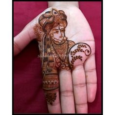 55+ Ideas Bridal Mehendi Figures