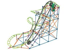 27 best rollercoaster physics images on pinterest physical science roller coaster fun with this exclusive typhon frenzy roller coaster knex building set fandeluxe Choice Image