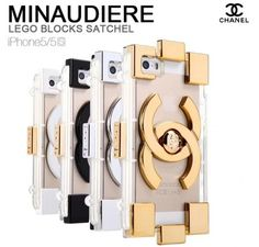 New Arrival Chanel Lego Clutch iPhone 6 Cases - iPhone 6 Plus Cases - Real - Free Shipping - Chanel & Louis Vuitton Authorized Store