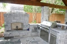 Outdoor fireplaces, fire pits, fire bowls, and chimeneas have all become increasingly popular in the last few years. These landscape installations allow you to go beyond grass and patio furniture. With the help of the Haslet TX firepit and fireplace landscaping specialists, your backyard can become part of your home's grand extended living space!