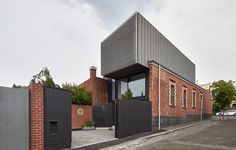 画廊 澳大利亚 Fitzroy 住宅 / Julie Firkin Architects - 1