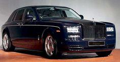 Rolls Royce Phantom got this one, too!