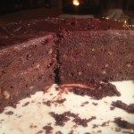 This is a wonderful cake, it has a lovely rich texture and despite having quite a few ingredients it is easy to make. I have made it a few times and not told my guests what the star ingredient was … Beetroot Cake Recipe, Few Ingredients, Cake Recipes, Chocolate, Easy, Desserts, Blog, Tailgate Desserts, Deserts