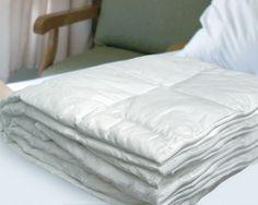 "Camelot King Duvet Blankets (White) - Camelot™ duvet blanket, white, King, 6"" x6"" Square box Stitching (104"" x 90"")"