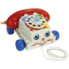 Fisher-Price Chatter phone. loved it