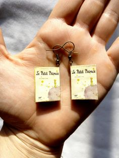 Check out this item in my Etsy shop https://www.etsy.com/uk/listing/260106654/mini-origami-books-earrings-book