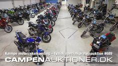 Campen Auktioner A/S - Danmarks største motorcykelsamling på auktion #689