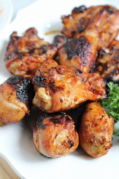 Recipe: Spicy Korean Grilled Chicken