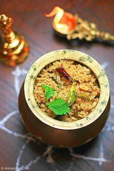 Festive Food... Pulihora for Ugadi!