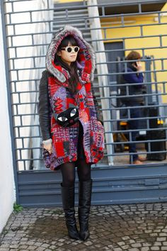 and I'd own this coat, but I would take out the hem