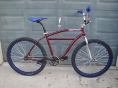 """Custom 26"""" Cruiser by """"drtracer"""" ... inspiration for my budget build."""