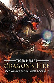 Great read.Get your copy here:  Dragon's Fire (Beating Back the Darkness) https://www.amazon.com/dp/B06XJ77YQG/ A rising tide of violence is spreading across the land, and it threatens to cast all of Aurion into war and chaos. Slayvin, a terror straight out of nightmare, is at the heart of the corruption. Using dark, and sorcerous power, the shadow drake bends and twists the will of those who would seek his power for their own.