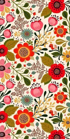 *helen dardik floral pattern