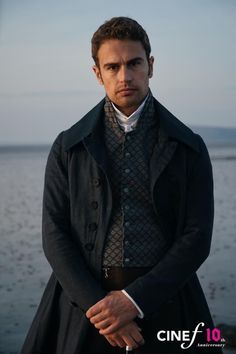 Theo James, Tom Parker, Drama Queens, Period Dramas, Eye Candy, Leather Jacket, Celebs, Lady, Crushes