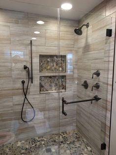 Brilliant Bathroom Shower Design Ideas 16