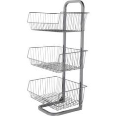 Buy Argos Home 3 Tier Vegetable Stand at Argos. Thousands of products for same day delivery or fast store collection. Under Kitchen Sink Organization, Under Kitchen Sinks, Kitchen Shelves, Kitchen And Bath, Kitchen Storage, Organized Kitchen, Vegetable Rack, Vegetable Stand, Vegetable Storage