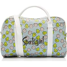 Our iconic duffle bag has been updated with a thicker canvas, shiny new buckles, metal zip puller and a thicker strap, making it more durable to carry your world in a bag. Avocado Art, Cute Avocado, Sport Girl, Gifts For Friends, Chloe, Toast, Mens Fashion, Denim, Hearts