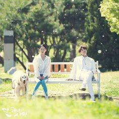 Angel's Last Mission: Love (단, 하나의 사랑) - Drama - Picture Gallery Love Photos, Love Pictures, Drama Funny, Drama Fever, Kim Myung Soo, Myungsoo, Fanart, Drama Queens, Drama Korea