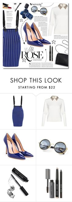 """""""Girls Just Wanna Have Fun."""" by elizabeth4ever ❤ liked on Polyvore featuring Alice + Olivia, Gianvito Rossi, Chanel, Wild Rose, Kershaw, Bobbi Brown Cosmetics and Anja"""