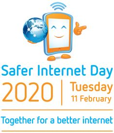 """""""Together for a better internet"""" - (Insieme per un internet migliore) Internet Day, Safe Internet, February 11, Social Justice, Connection, Campaign, Learning, Homeschooling, Australia"""