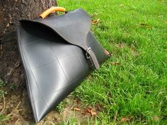 Inner Tube Briefcase in tyre inner tube accessories with briefcase Bags