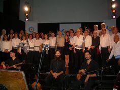 Coral de las Americas Coro de SADAIC y Grupo instrumental de las Americas , direccion Damian Sanchez 12-12-15