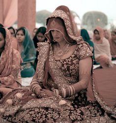 Indian bride...
