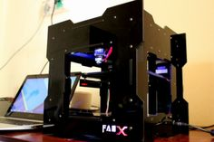 India's 3D-ing Releases Their Extremely Affordable $325 FabX 3D Printer http://3dprint.com/42314/fabx-3d-printer/