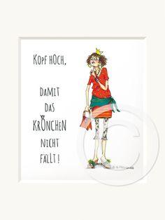 Barbara Freundlieb - KOPF HOCH - Passe-Partout-Bild