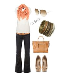 Simple, created by jill-hammel on Polyvore