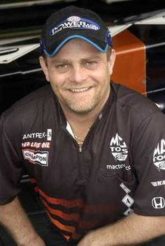 NHRA Driver Scott Kalitta...I had a huge crush on him when I used to hang out at Martin US131 Dragway.
