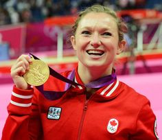Medal 9: The Golden Girl! Rosie MacLennan wins gold in women's trampoline [National Post]