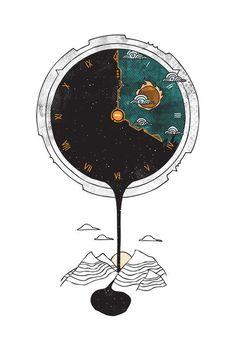 ●• Le temps et ses formes en fonction du contexte une hormone ( puissance biologique ) Un lieu ( puissance temporelle ) ...