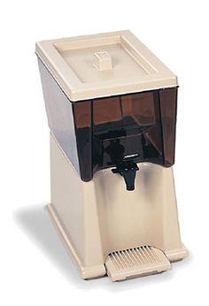 Beverage Dispenser amber: Non-carbonated beverage dispenser for food service and restaurant